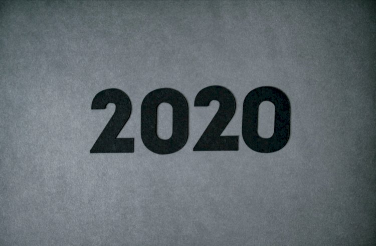 2020 - The Year Of The Pandemic